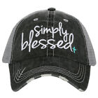Katydid Simply Blessed Women's Trucker Hat