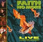 FAITH NO MORE - LIVE AT THE BRIXTON ACADEMY USED - VERY GOOD CD