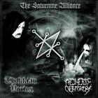 THOKKIAN VORTEX/AETHERIUS OBSCURITAS - THE SATURNINE ALLIANCE [SPLIT CD] * USED