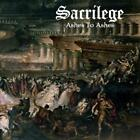 SACRILEGE (01~UK) - ASHES TO ASHES USED - VERY GOOD CD