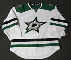 New Dallas Stars Authentic Team Issued Reebok Edge 20 Hockey Jersey NHL White