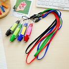 Kyпить 3 in1 Office Ballpoint Pen with Memo Sticker Flashlight Novelty Pen with Rope на еВаy.соm