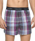 Calvin Klein BXR Matrix Slim Fit Boxer Underwear - Men's