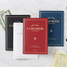The Classic Cash Book Money Record Planner Diary Account Scrapbook Organizer