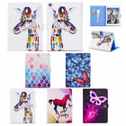 Glee Color Pu Leather Mangnetic Smart Stand Case Cover for iPad 2 3 4 Air Mini