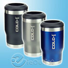 NEW REDUCE COLD 1 VACUUM INSULATED STAINLESS STEEL BOTTLE CAN COOZIE COOLER CUP
