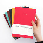 Prism Classic Note 160 Notebook School College Journal Memo Scrapbook Art Sketch
