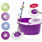 1PcSimple Microfiber Mop Head Refill Replacement For Magic Mop 360° Spin Family