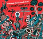 ANDROMEDA MEGA EXPRESS ORCHESTRA - LIVE ON PLANET EARTH [DIGIPAK] USED - VERY GO