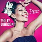 MOLLY JOHNSON - BECAUSE OF BILLIE USED - VERY GOOD CD