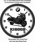 2017 BMW K1600B MOTORCYCLE WALL CLOCK-FREE USA SHIP, HONDA, YAMAHA TRIUMPH $51.99 USD on eBay