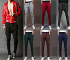 Mens Stylish Jogger Dance Sportwear Baggy Harem Pants Slacks Trousers Sweatpants