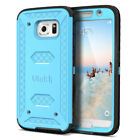 For Samsung Galaxy S6 Shockproof Heavy Duty Silicone TPU Rugged Rubber Hard Case