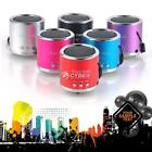 Red New Portable Mini Speaker Amplifier FM Radio USB Micro SD TF Card DZ88