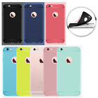 Luxury Ultra Thin Slim Silicone TPU Soft Case Cover For iPhone 6 6s 7 7 Plus