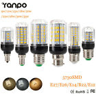 E27 E14 B22 LED Corn Bulb 5730 SMD 9W 12W 15W 20W 25W 30W 35W Light White Lamp