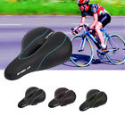 Bike Bicycle Saddle PVC Leather Soft Road MTB Mountain Bike Seats With Taillight