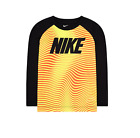NWT ☀NIKE DRI-FIT☀ Boys LONG SLEEVE New YOU PICK  2T   3T  4T $28