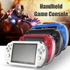 4.3'' 8GB PSP Handheld Video Game Console MP5 MP6 Player Built-in 2000 Games