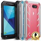 Poetic Galaxy J7 2017 [Revolution] Case With Built-In Screen Protector 3 Color