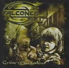 FALCONER - GRIME VS. GRANDEUR USED - VERY GOOD CD