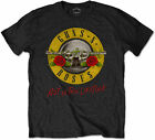 GUNS N ROSES Not In This Lifetime Tour 2017 T-SHIRT OFFICIAL MERCHANDISE
