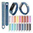 18-Pack Replacement Silicone Wave Point Wristband Strap for Fitbit Alta & Alta