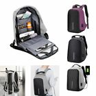 Anti-Theft Water Repellent Backpack USB Port XD Bobby Camera Laptop School Bags