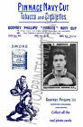FEATHERSTONE ROVERS Rugby League - Pinnace 1920's repro advertising cards