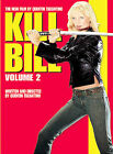 Kill Bill Volume 2 DVD Widescreen UMA Thurman, David Carradine Quentin Tarantino