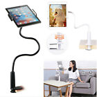 For Tablet iPad 2/3/4 Universal Flexible Arm Desktop Bed Lazy Holder Mount Stand