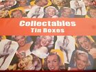 pill box collectable marilyn munroe tin boxes - choose yours - lovely gift