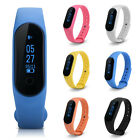 Bluetooth Smart Wristband Waterproof Heart Rate Monitor Anti-lost Watch Bracelet