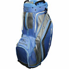 Cobra Fly Z Golf Cart Trolley Bag Grey + Orange or Ultramarine Blue New Ladies