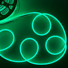 WYZworks Green Flexible Waterproof Soft Single Sided LED Neon Rope Light Strip