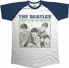 THE BEATLES You Can't Do That Can't Buy Me Love RAGLAN T-SHIRT OFFICIAL MERCH