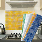 70X45CM MOSAICS STYLE OIL PROOF KITCHEN DRAWER STICKER REMOVABLE DECORATION COOL