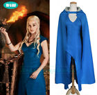 MOTHER OF DRAGONS GAME OF THRONES DAENERYS TARGARYEN KHALESSI COSTUME COSPLAY