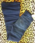 NWT Free People Penny flare pull on Jeans Retail $78