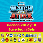 MATCH ATTAX 17/18 Base Team  Sets  PRE ORDER Choose team Attack 2017/18 2018
