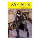 McCall's 7646 Sewing Pattern to MAKE Tunic Top Capelet Belt & Gauntlets Cosplay