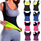 HOT Thermo Sweat Body Shaper Corset Slimming Waist Trainer Cincher Sauna Vest AU
