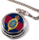 1st Life Guards Full Hunter Pocket Watch (Optional Engraving)