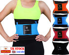 UK Sport Waist Cincher Corset Body Shaper Tummy Trainer Belly Training Slim Belt