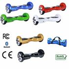 "Self Balancing Hoverboard Electric Balance Scooter 6.5"" Bluetooth Hover Board"