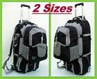 New EPE Cursa Wheeled Backpack Luggage Trolley Travel Back Pack + Day Bag 2 Size