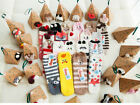 Animal Women Ladies Soft Fluffy Bed Socks Gental Grip DIY Lounge Slipper Lot