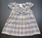 BABY GIRL DRESS Designer Outfit Party or Casual Wear Dress Age 3-6 Months