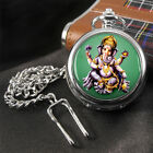 Ganesh Hindu God Pocket Watch