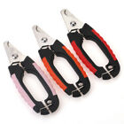 WONPET Pet Dog Cat Nail Clippers Grooming Claw Trimmers Scissors Cutter S/M